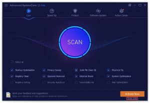 Advanced SystemCare Pro 14.5.0.292 Crack + Serial Keys Free Download 2021