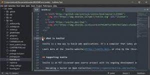 Sublime Text 4 Build 4113 + License Key 2021